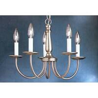 Kichler Salem 5-Light Chandelier - Brushed Nickel