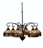 Meyda Tiffany Candice 6-Light Chandelier
