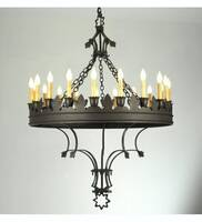 Meyda Tiffany Seville 19 Light Chandelier