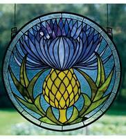 Meyda Tiffany Thistle Window