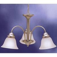 Kichler Wynberg 3-Light Brushed Nickel Chandelier
