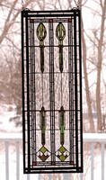 Meyda Tiffany Spear Window