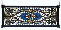 Meyda Tiffany Antoinette Transom Window