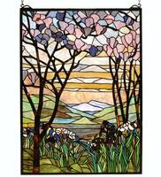 Meyda Tiffany Magnolia Window
