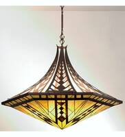 Meyda Tiffany Sonoma Inverted Pendant