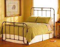 Wesley Allen Wellington King Bed