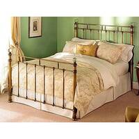 Wesley Allen Remington King Bed