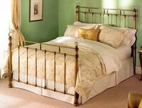 Wesley Allen Remington Queen Bed
