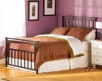 Wesley Allen Aspen California King Bed