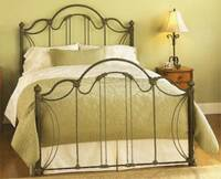 Wesley Allen Marlow California King Bed