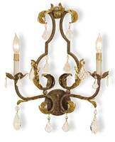 Currey & Company Tuscan Wall Sconce