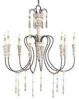 Currey & Company Hannah Chandelier - Medium