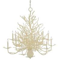 Currey & Company Seaward Chandelier Large