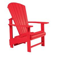 CRP Products Generations Upright Adirondack Chair